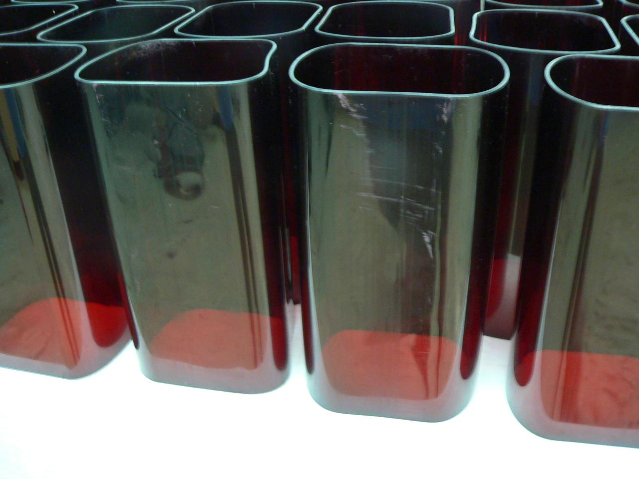Acryglas Beispiel Coating Verfahren